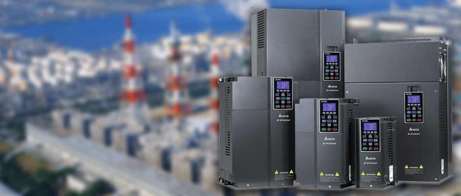 Delta - C2000 Inverter Family