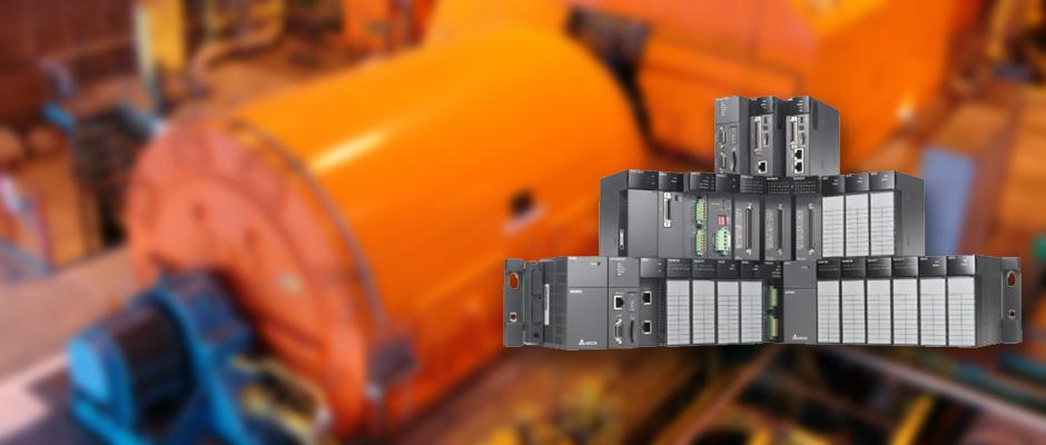 Delta AH500 Series PLC