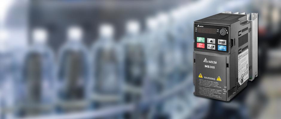 Delta - MS300 Compact Inverter
