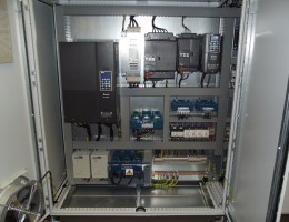 Slip ring starters replaced by Inverters