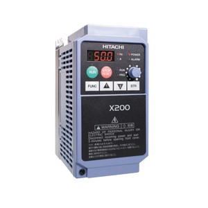 Hitachi X200 Inverter Drive