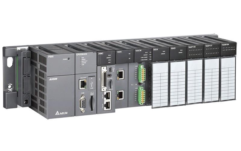 DELTA AH500 PLC