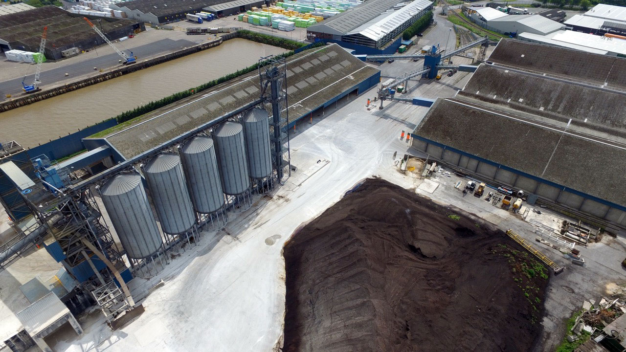 New Holland Bulk Services - Silos